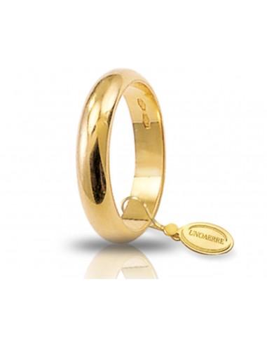 Fede Unoaerre in oro giallo